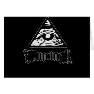 Illuminati Tarjeta