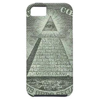 Illuminati - todo el ojo que ve iPhone 5 Case-Mate carcasa