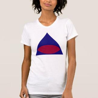 Illuminato en el Fronto y el Backo Camisetas