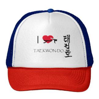 Ilove Taekwondo Gorra