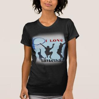 iLovebasketball Camisetas