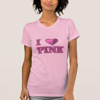 ILovePink Camiseta