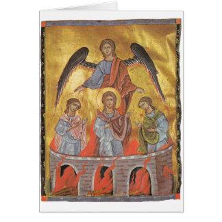 Iluminador del armenio de Toros Roslin Felicitacion
