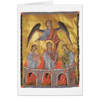 Iluminador del armenio de Toros Roslin Felicitaciones