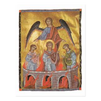 Iluminador del armenio de Toros Roslin Postal