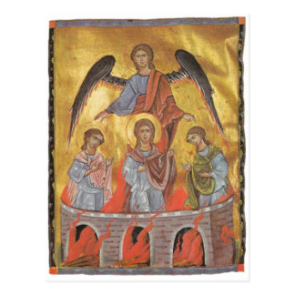 Iluminador del armenio de Toros Roslin Tarjeta Postal