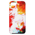 Ilustraciones abstractas creativas iPhone 5 carcasas