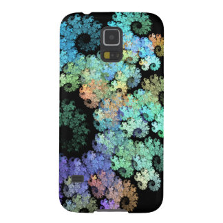 Ilustraciones abstractas originales de Digitaces Funda Para Galaxy S5