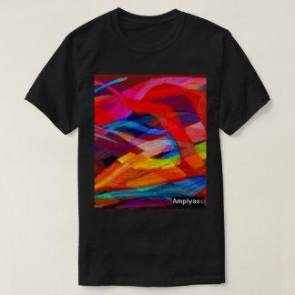 Ilustraciones de Ampiyas en la camiseta