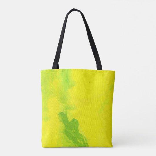 ilustraciones de la fruta cítrica del tote de bolso de tela