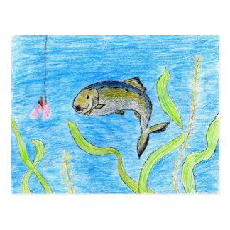 Ilustraciones que ganan de S. Tomko, grado 6 Postal