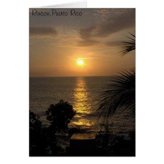 IM000881, Rincon, Puerto Rico Tarjeta