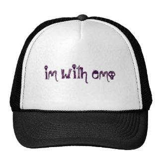 im con emo gorras