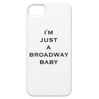 I'm just a broadway baby funda iphone