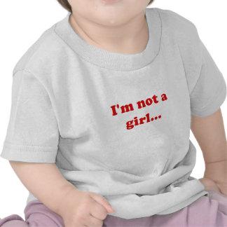 Im no un chica camiseta