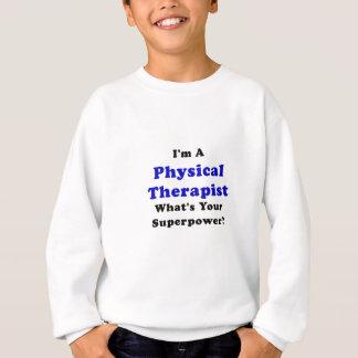 Im un terapeuta físico cuál es su superpotencia sudadera