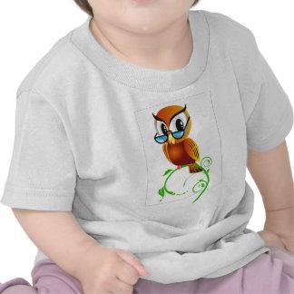 imagem de coruja camisetas