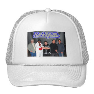 Imagen 1 de la banda de Rockafella, azul Gorras De Camionero