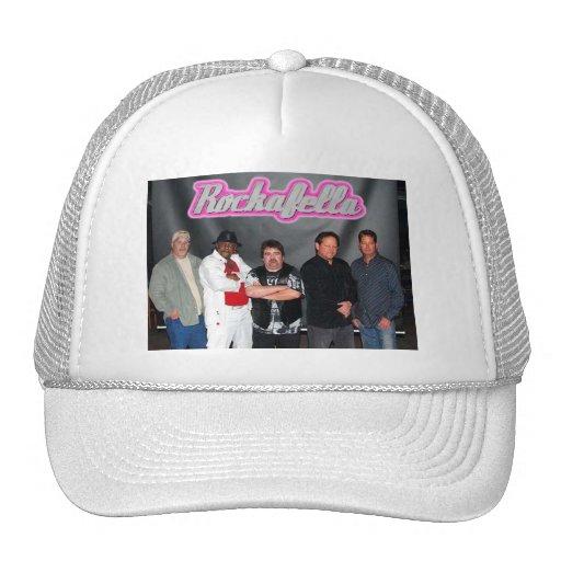 Imagen 1 de la banda de Rockafella, rosada Gorros