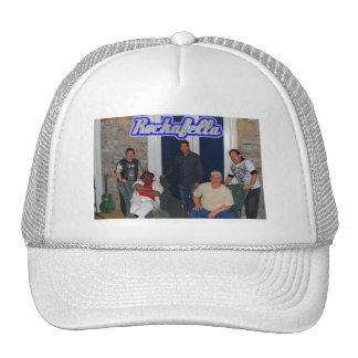 Imagen 2 de la banda de Rockafella, azul Gorras