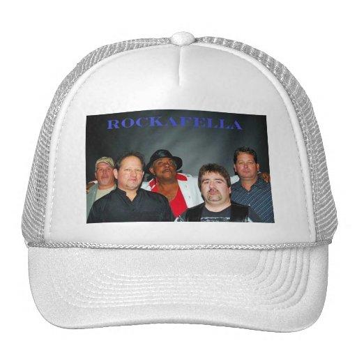 Imagen 3, gorra de la banda de Rockafella