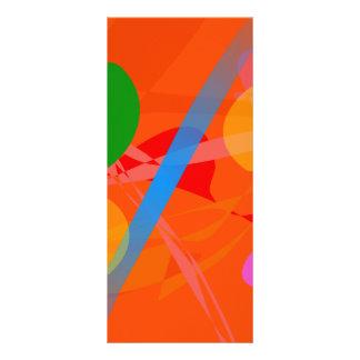 Imagen abstracta diseños de tarjetas publicitarias
