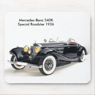 Imagen clásica de los coches para el Ratón-cojín Alfombrilla De Ratón
