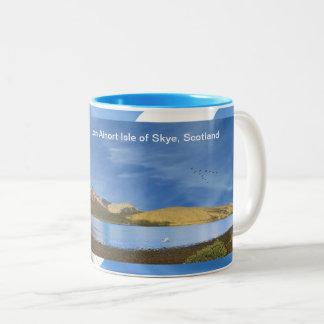 Imagen de Escocia para la taza del Dos-Tono