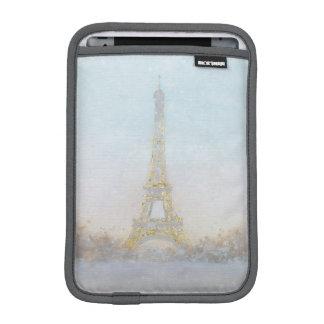 Imagen de la acuarela el   de Eiffel Towe Funda Para iPad Mini