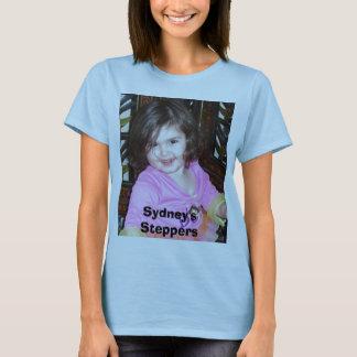Imagen de la camiseta del Sid, los Steppers de