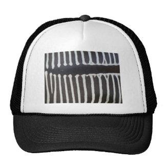 Imagen de la cebra gorras de camionero
