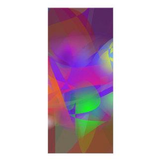 Imagen de la flor tarjeta publicitaria personalizada