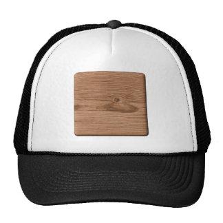 Imagen de la madera de Brown Gorras De Camionero