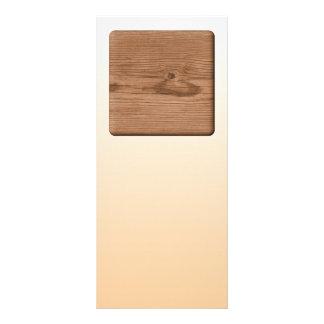 Imagen de la madera de Brown Lona