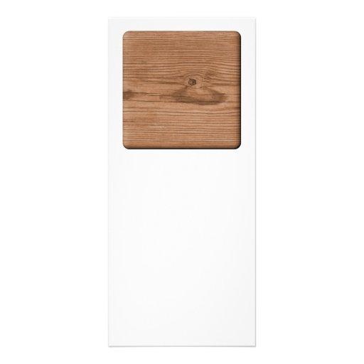 Imagen de la madera de Brown Lonas Personalizadas