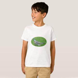 Imagen de la paloma para la camiseta de los niños,