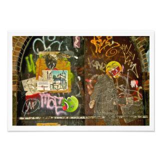 Imagen de la pintada de Brooklyn por Plutohead Fotos