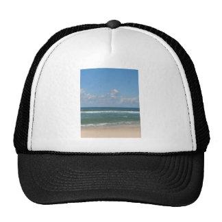 Imagen de la playa gorro