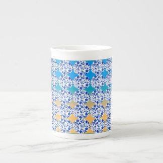 Imagen de la taza de la porcelana de hueso taza de porcelana