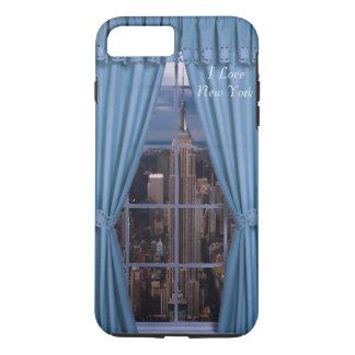 Imagen de Nueva York para el iPhone 7 más, dura Funda iPhone 7 Plus