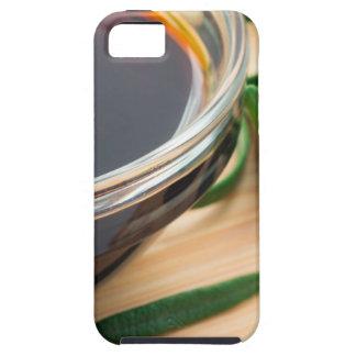 Imagen Defocused y borrosa de la salsa de soja Funda Para iPhone SE/5/5s