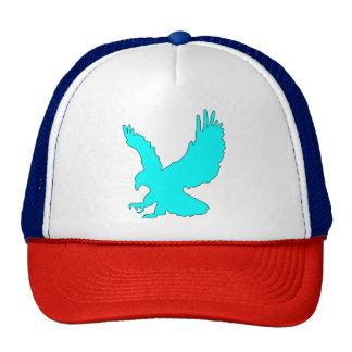 Imagen del águila del gorra del camionero