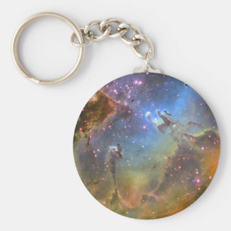 Imagen del Ancho-Campo de la nebulosa de Eagle Llaveros