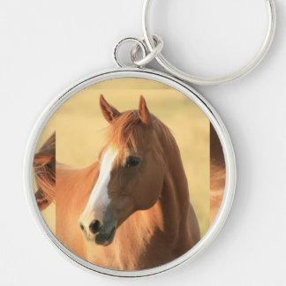 imagen del caballo llavero personalizado
