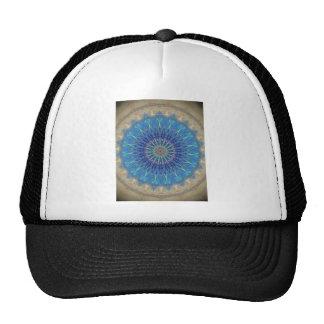 Imagen del diseño del caleidoscopio gorras