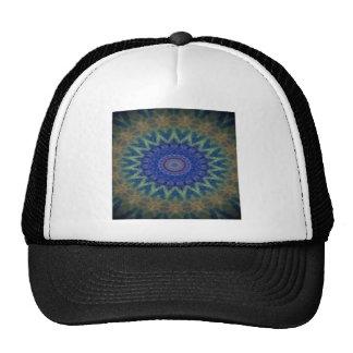 Imagen del diseño del caleidoscopio gorras de camionero