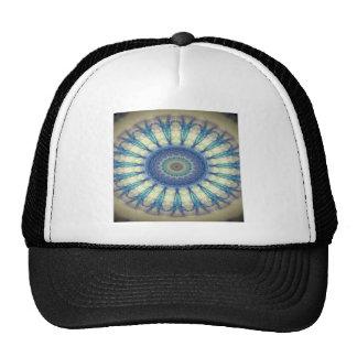 Imagen del diseño del caleidoscopio gorros bordados
