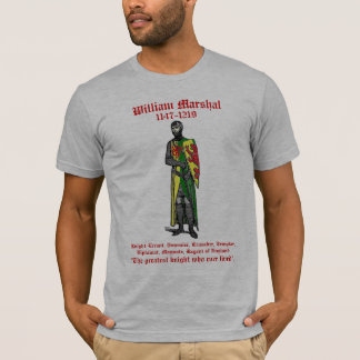 Imagen del mariscal de Guillermo con la camisa de