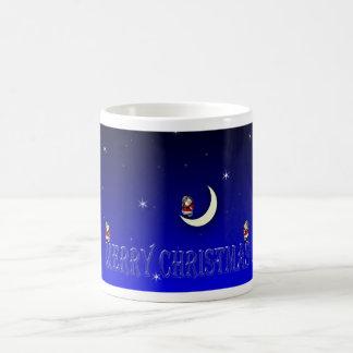 Imagen del navidad en la taza