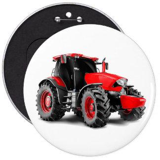 Imagen del tractor para la chapa redonda de 15 cm